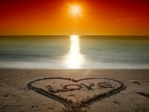 Beach-Love-Sunset