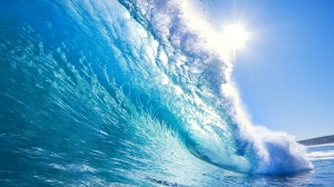 Blue-Sea-Waves-