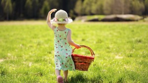 child-girl-collecting-flowers-hd-wallpapers